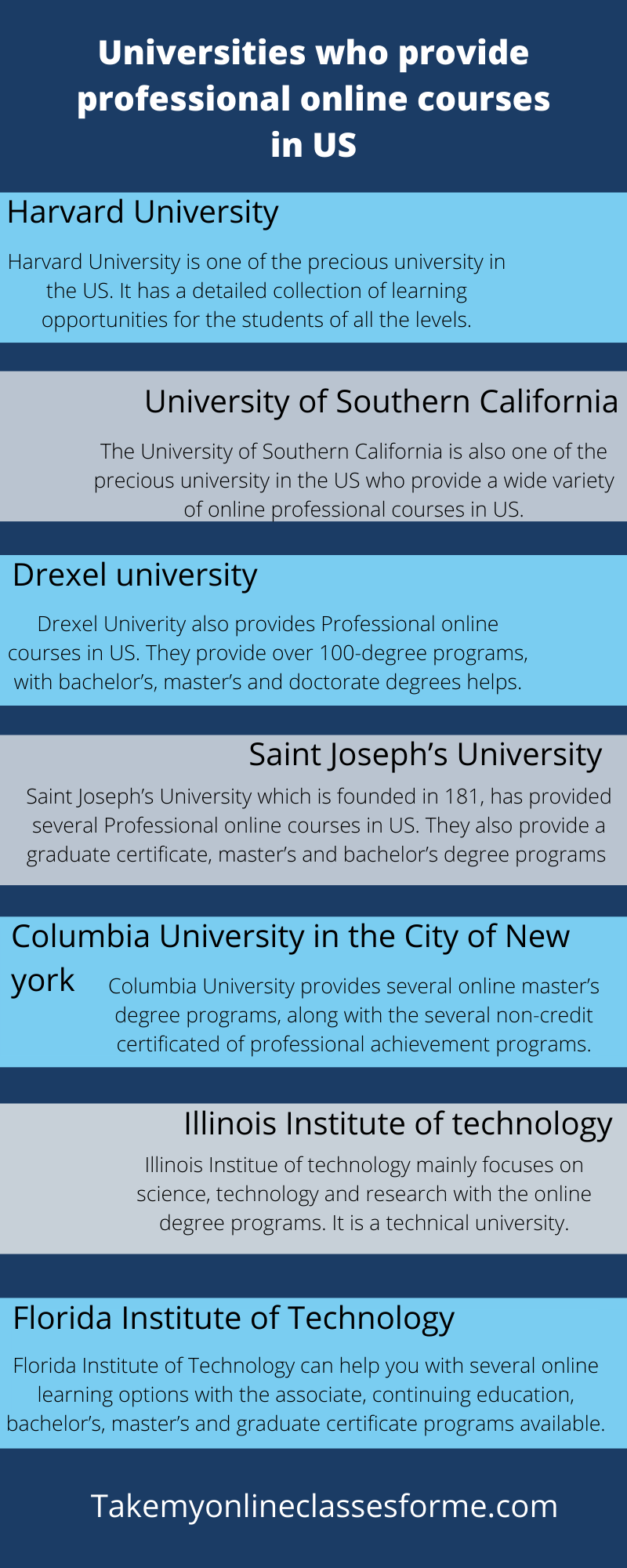 Universities-who-provide-professional-online-courses-in-US