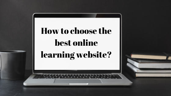 choose-the-best-online-learning-website